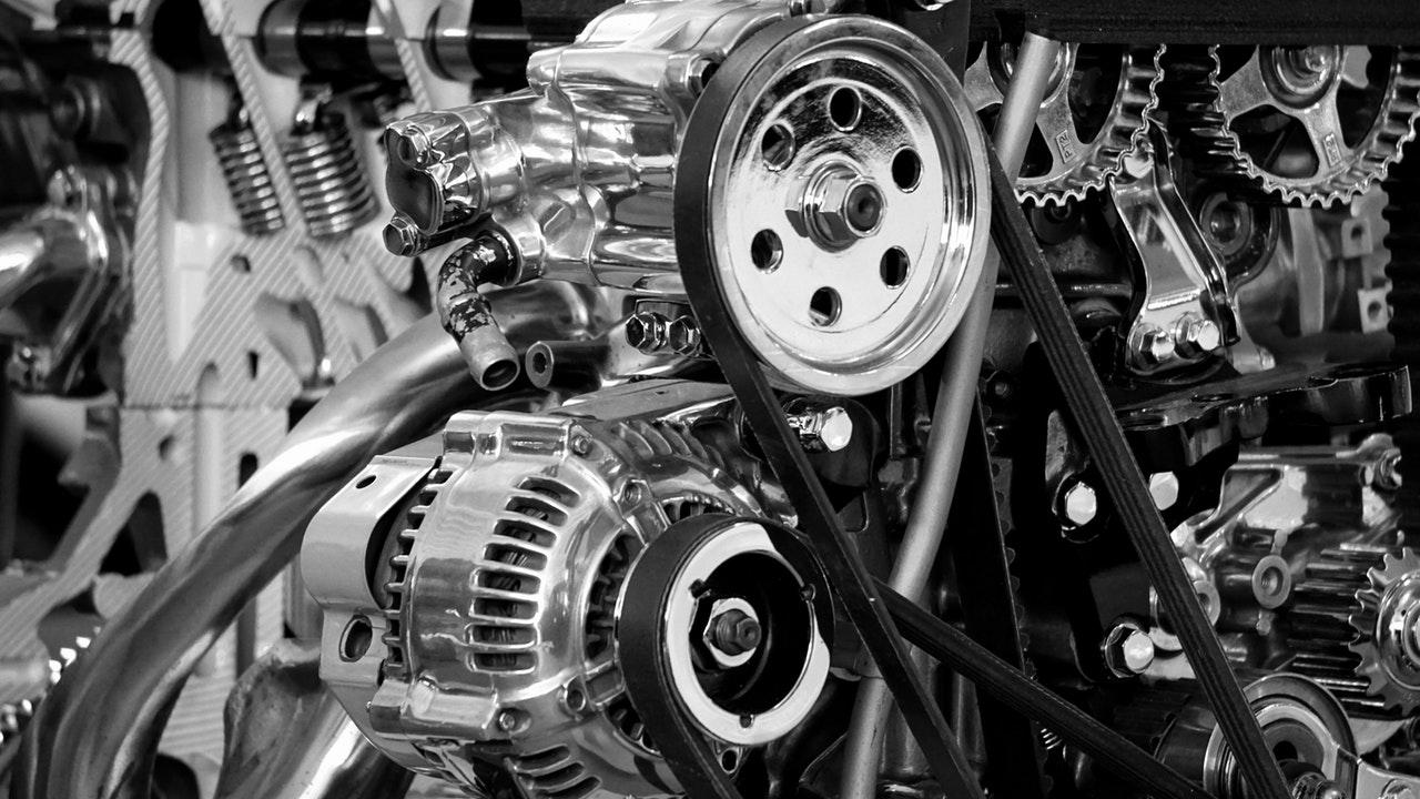 Begreppslista för bilens interiöra delar